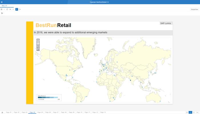 SAP Lumira Discovery 2 0 Trial by SAP   SAP App Center