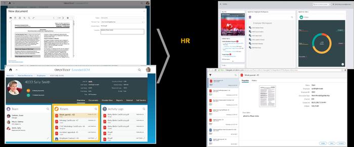 SAP SuccessFactors Extended ECM by OpenText by SAP | SAP App