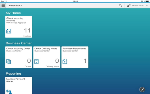 SAP Invoice Management By OpenText By SAP SAP App Center - Sap invoice automation