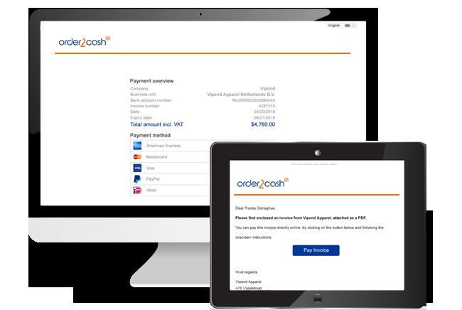 International online payment services