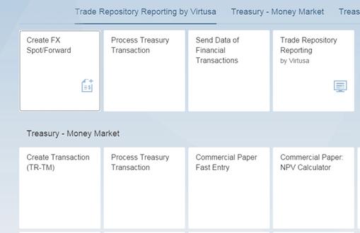 SAP Trade Repository Reporting by Virtusa by SAP | SAP App Center