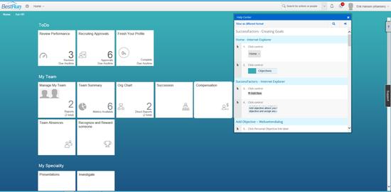 SAP Productivity Pak by ANCILE by SAP | SAP App Center