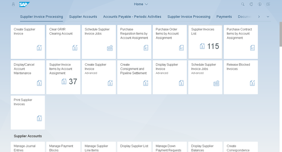 SAP S/4HANA Cloud for Invoice Processing by OpenText by SAP