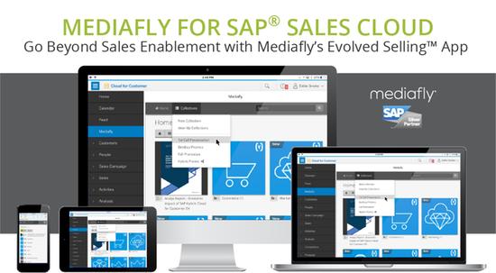 Mediafly for SAP Sales Cloud by Mediafly | SAP App Center