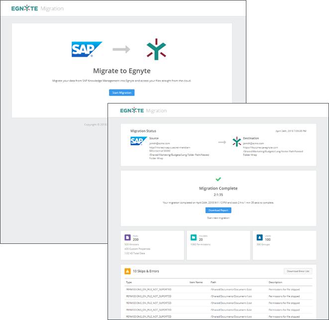 Egnyte Connect for SAP Cloud Platform by Egnyte   SAP App Center