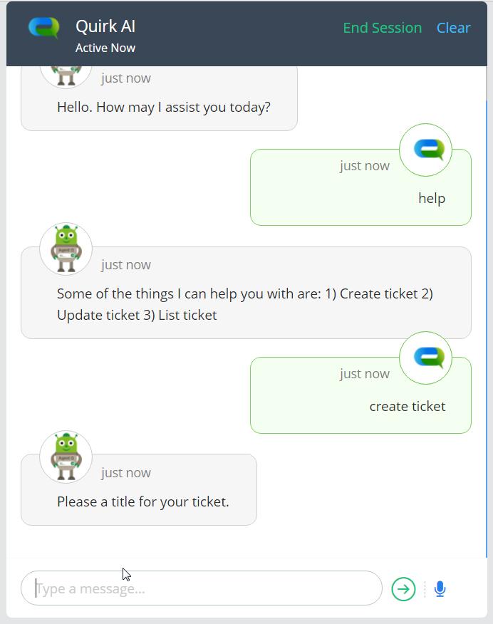 Quirk Conversational Platform by Quirk | SAP App Center