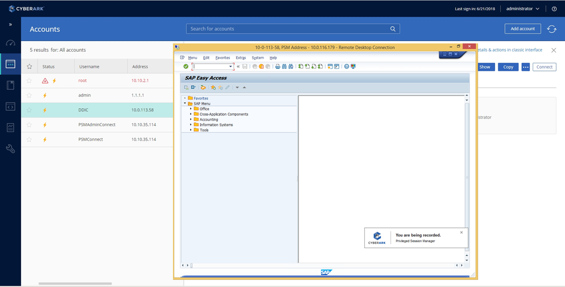 CyberArk Privileged Access Security Solution 10 4 by