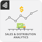 Digital Boardroom for Sales and Distribution Analytics