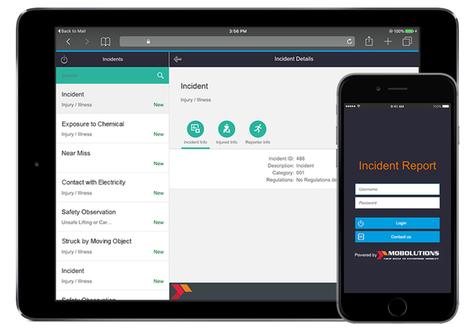 Incident Report App by Mobolutions, LLC | SAP App Center