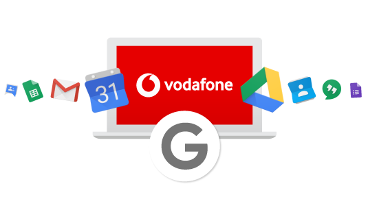 Get Gmail, Docs, Drive, and Calendar for business.