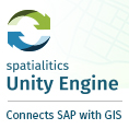 Bridging the gap between SAP and GIS systems