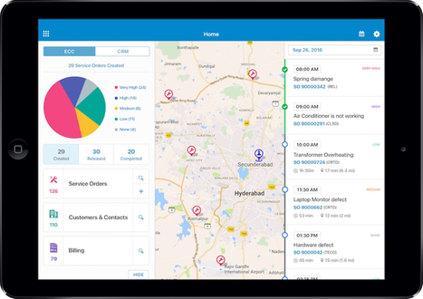 mServiceOrder - Mobile Field Service by Innovapptive | SAP