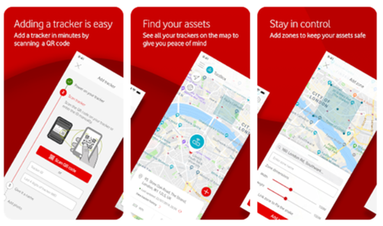 Vodafone Business Tag&Track