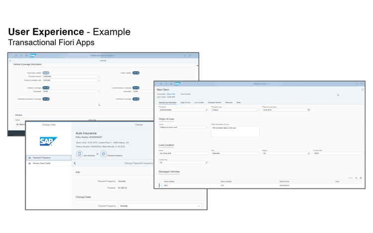 SAP Cloud for Insurance (S4i) v4 by SAP | SAP App Center