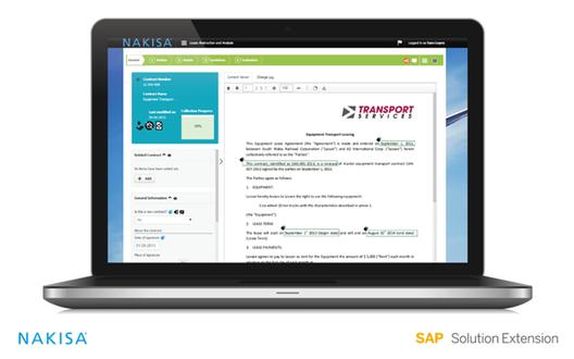 SAP Lease Administration by Nakisa by SAP   SAP App Center