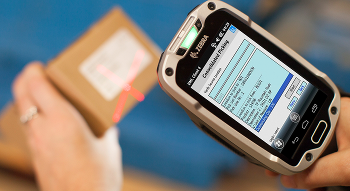 Mobile Devices for Barcode Scanners