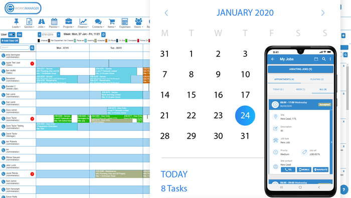 Auto/Smart Planning