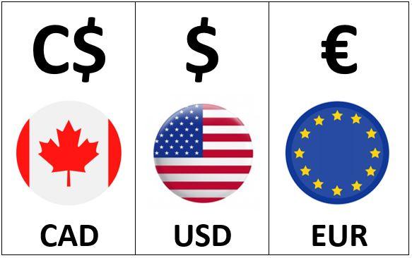 Muti-currency