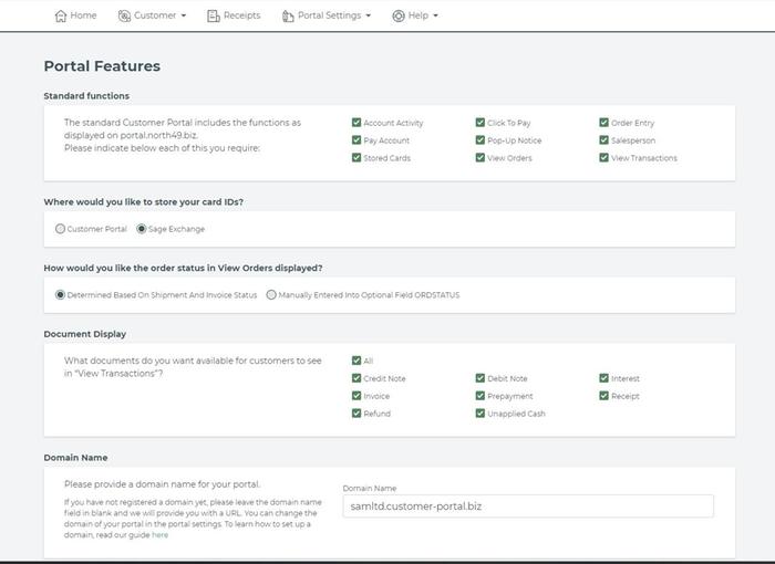 Administration Portal