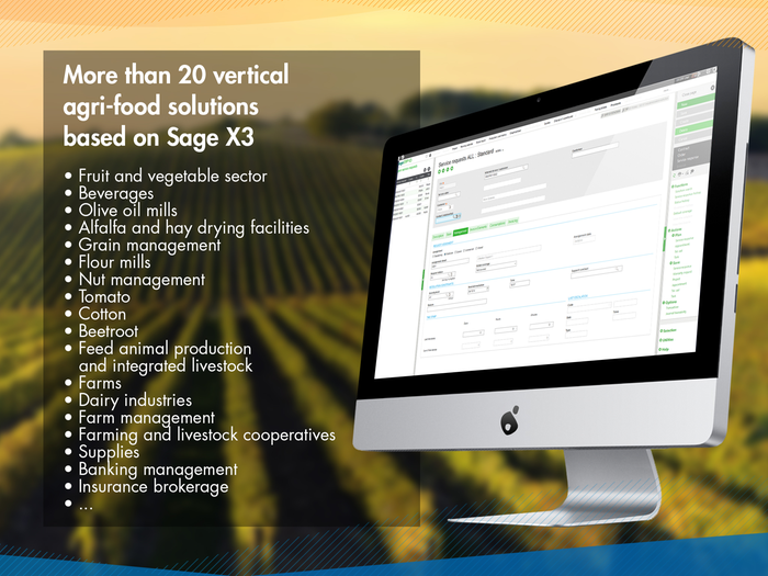 Manage multiple Agri industries with one single product.