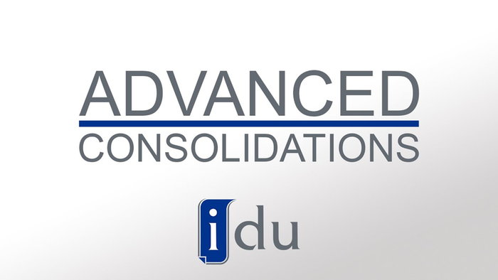 Advanced Consolidations
