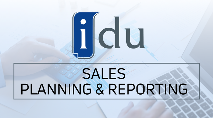 Sales Planning and Reporting