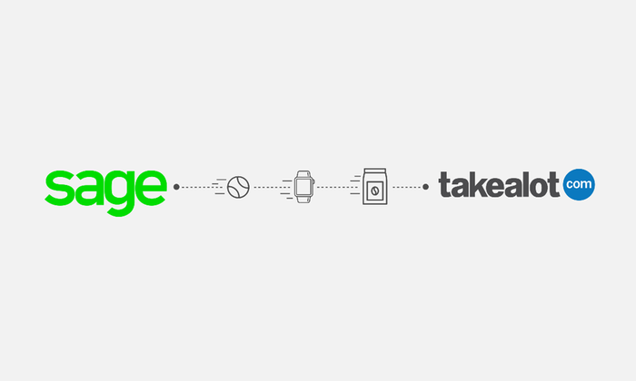 Update Takealot products from Sage