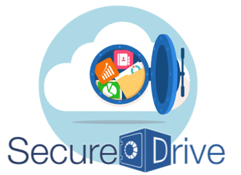 SecureDrive è il posto sicuro dove mettere i propri dati