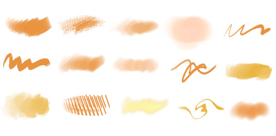 Manga Brush for ParticleShop and Corel Painter by Corel Corporation